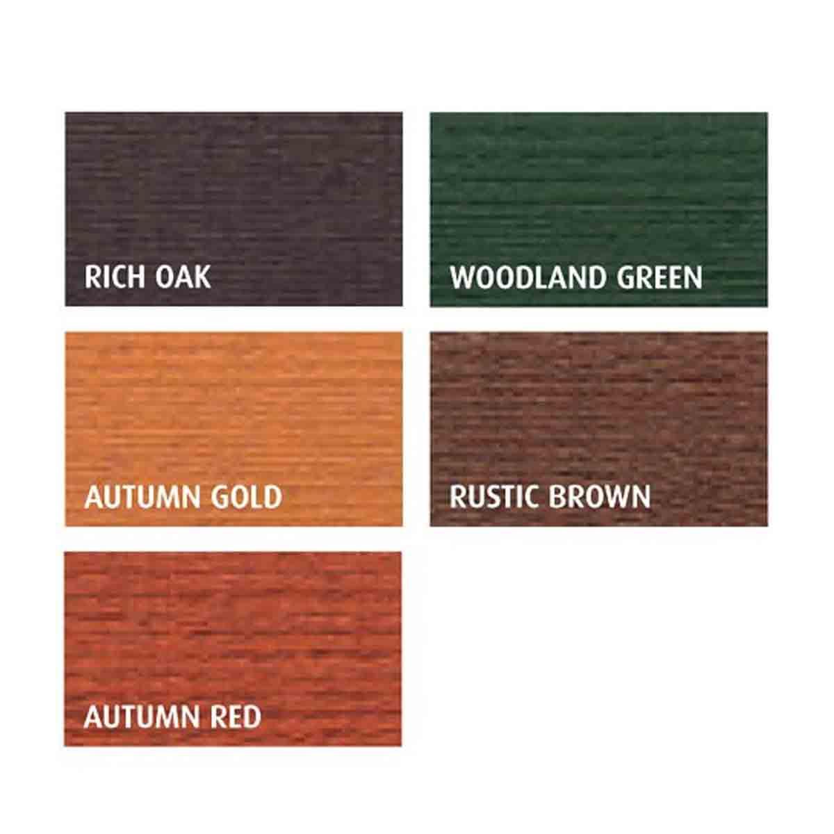 Oak Colour Paint For Wood
