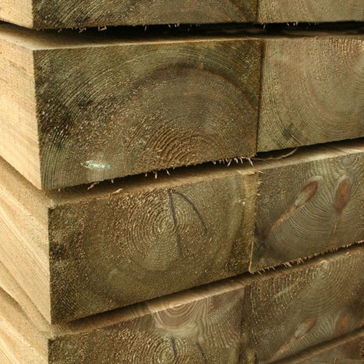 Timber Supplies Ipswich 225mm X 115mm Softwood Sleepers
