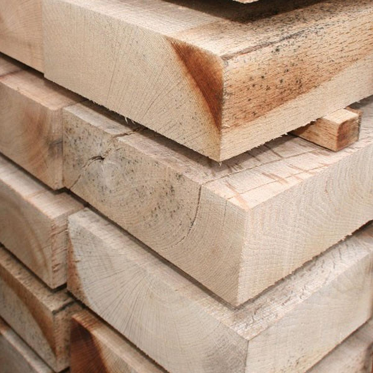 Timber Suppliers Suffolk   New Oak Sleepers   Nelson Potter